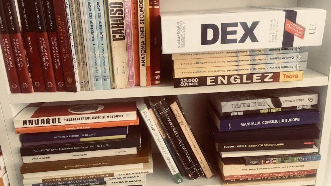 Care este primul cuvânt din DEX?