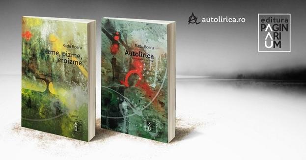 """Se lansează antologiile de poezie """"Izme, Pizme, Eroizme"""" și """"Autolirica – Jurnal poetic și nu prea"""""""