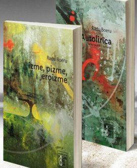 Izme, pizme, eroizme + Autolirica - Jurnal poetic și nu prea (pachet)
