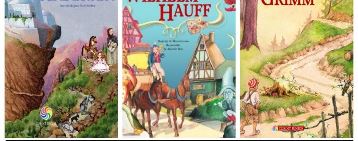 """Seria """"Cele mai frumoase povești"""" pentru copii"""