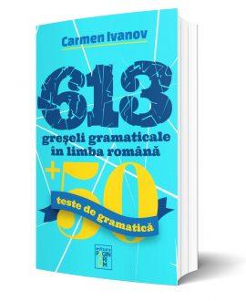 613 greșeli gramaticale în limba română
