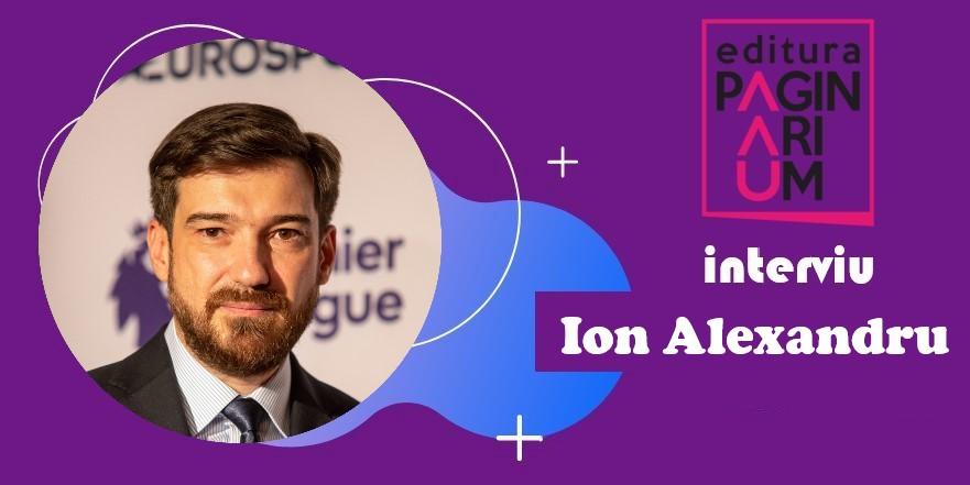 Ion Alexandru: Pregătirea temeinică pentru LIVE la TV este placa turnantă a succesului
