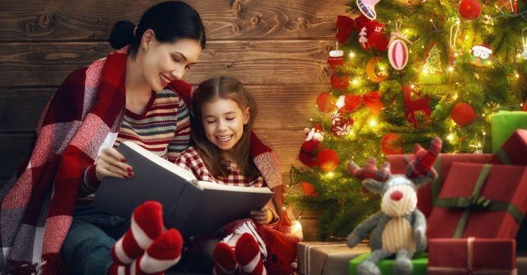 Ce citesc copiii de Crăciun?