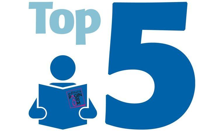 Top 5 cele mai cumpărate și citite cărți în 2020