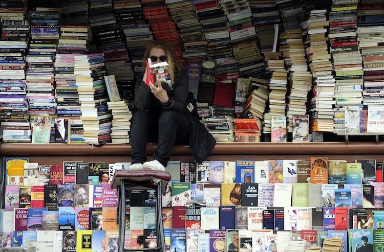Autoarea care a citit într-un an câte o carte din fiecare țară